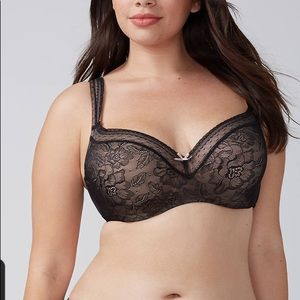 Casique Lace Balconette Bra